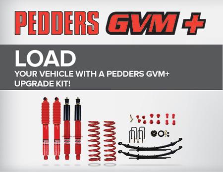 Pedders GVM