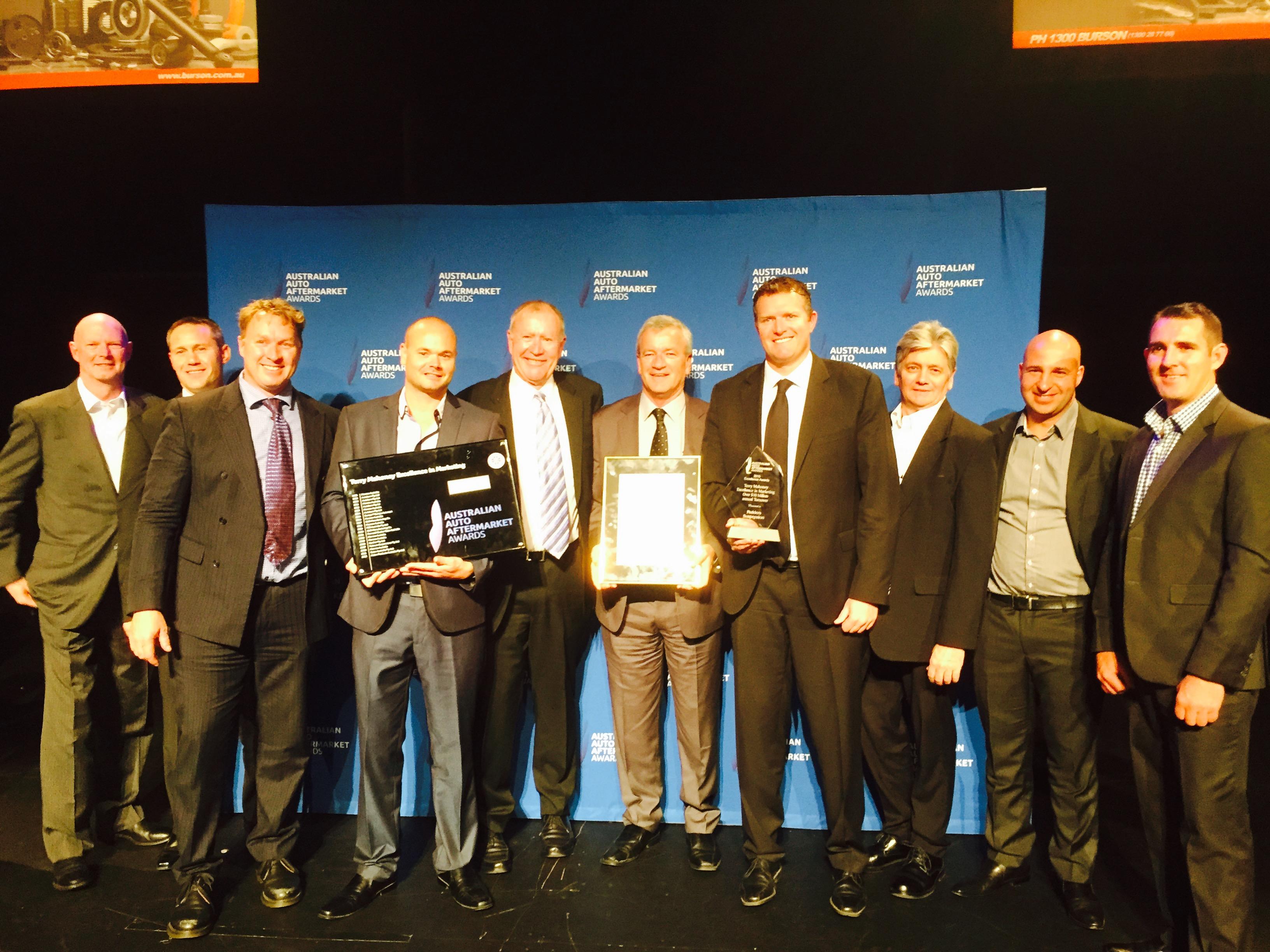 Pedders AAAA Award