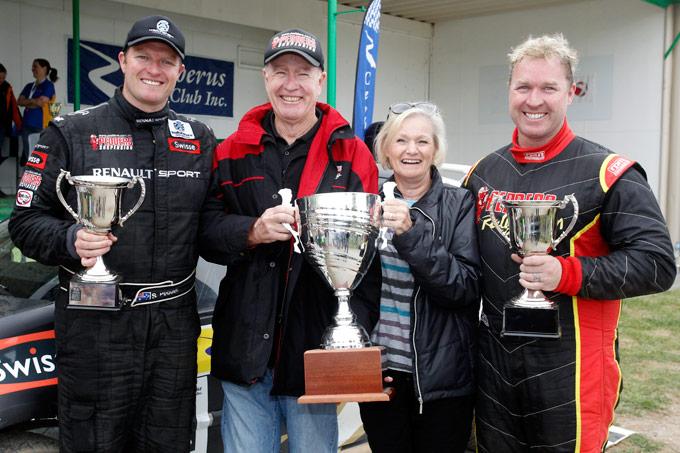 Scott Pedder ARC win