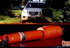 Pedders Coil Springs and Shock Absorbers To Suit The Nissan Navara