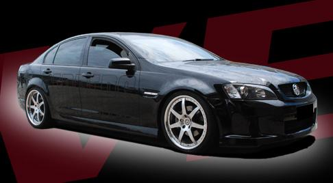 Pedders Extreme Commodore VE