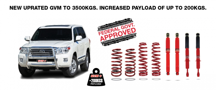Toyota Landcruiser 200 5 seater