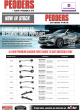 New Product Release - Suspension Arms Mercedes Benz