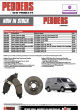 Pedders Brake Pads & Rotors HYUNDAI iLoad - HYUNDAI iX35