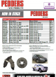Pedders Brake Pads & Rotors  FORD Falcon - FORD Focus - FORD Transit - FORD Territory - MAZDA BT-50 / FORD Ranger PX