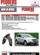 Pedders Brake Pads & Rotors Subaru Forester
