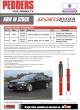 Pedders Shocks - FG Ford Falcon