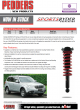 Subaru Forester EziFit Spring and Shock Kits