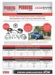 Pedders TrakRyder Rear Disc Brake Conversion Kit to suit Toyota Hilux Gen 8