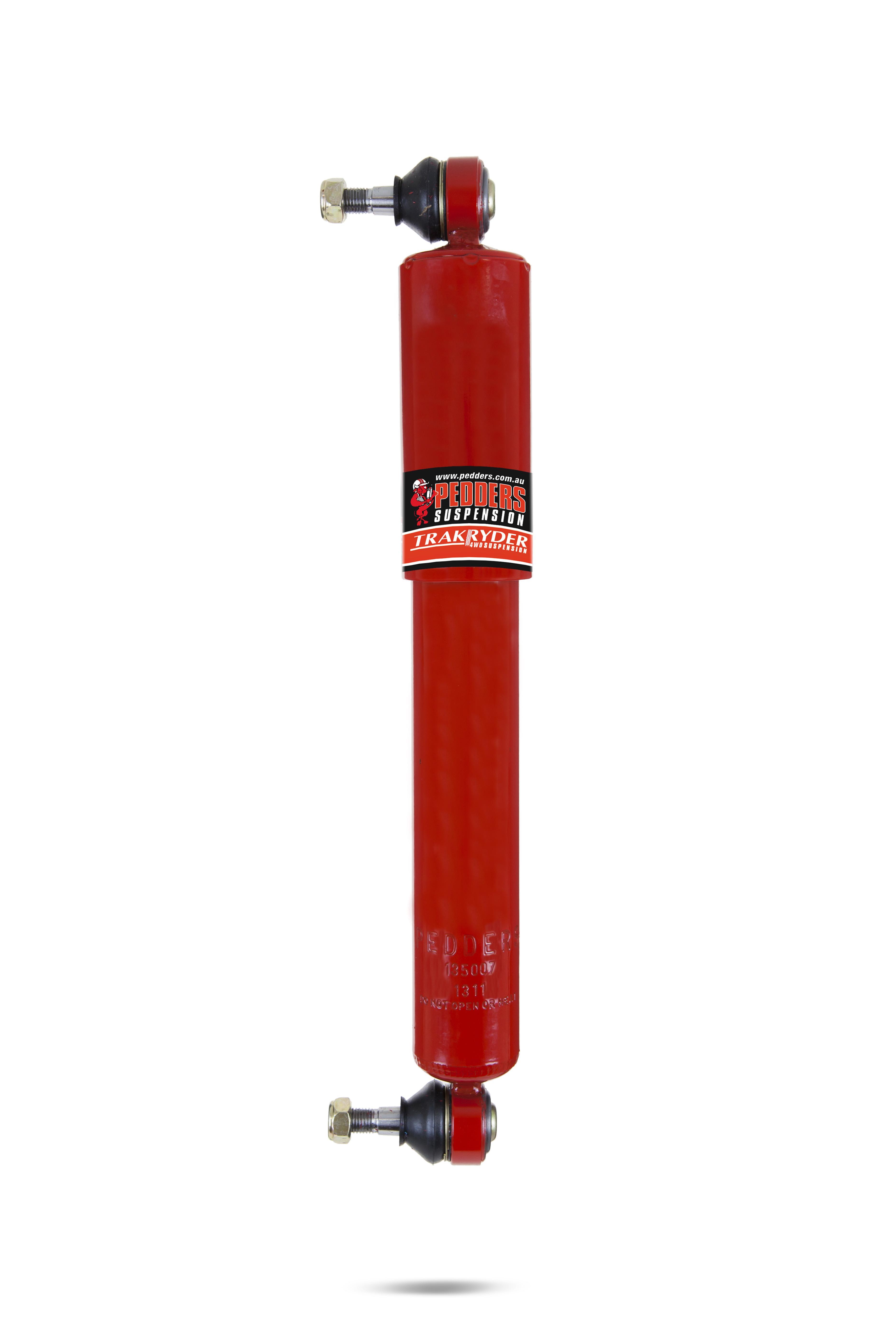 Pedders Trakryder 35mm Steering Damper 135007