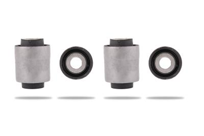 Pedders Rear Upper Lateral Arm Inner and Outer Rubber Bush Kit 540180