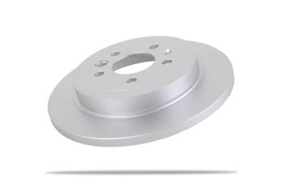 Reliance *OE REPLACEMENT* Disc Brake Rotors F2640 2 FRONTS