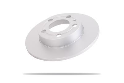 Pedders EURO Geomet Coated Rotor 6600064