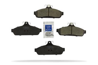 Pedders Brake Pads 6700879