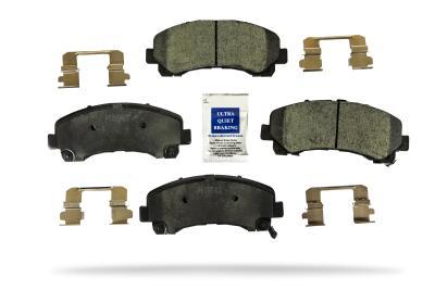 Pedders Brake Pads 6801778