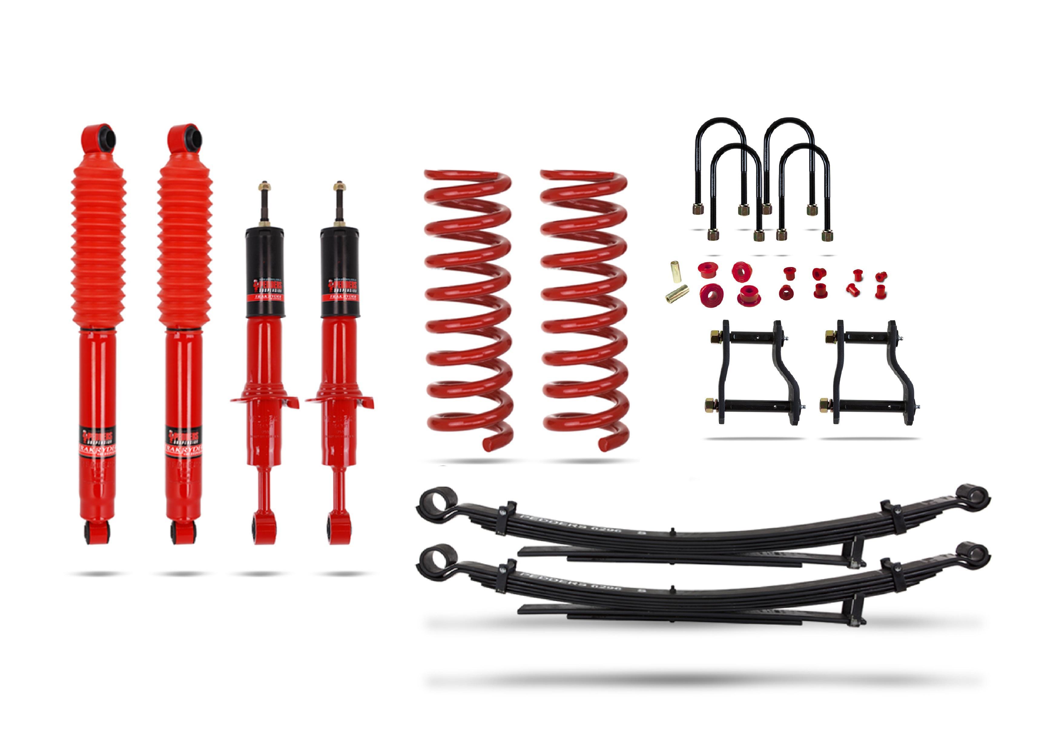 GVM+ Kit - 79 Series (excl 76 Series) Heavier Rear Spring 45325 GVM-TOY 78/79 HD