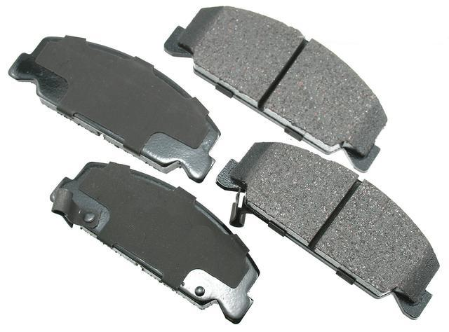 Premium Low Dust Brake Pads PACT273