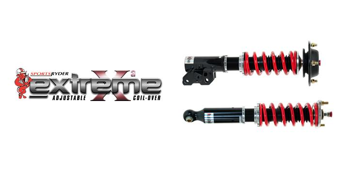 SportsRyder eXtreme XA Adjustable Coil Overs